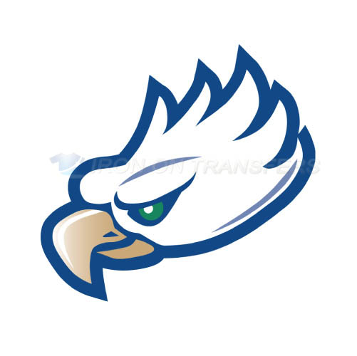 Florida Gulf Coast Eagles Iron-on Stickers (Heat Transfers)NO.4392